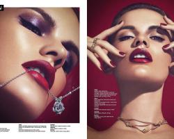 La Femme Magazine DIOR Jewelry