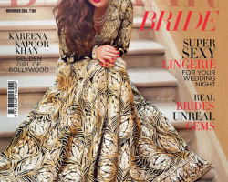 Harper's Bazaar Bride India - November 2014 Kareena Kapur Khan