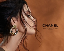 Sofia Rudeva in CHANEL High Jewellery Collection