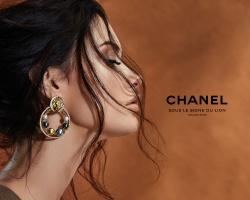 Sofia Rudeva in CHANEL High Jewellery Collection