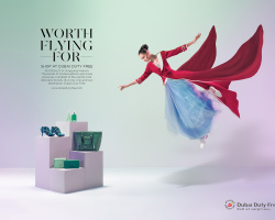 Dubai Duty Free Advertising Campaign