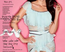 Cosmopolitan Mexico April '17 - Olivia Munn