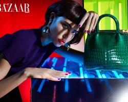 Harper's Bazaar Arabia Sept '17