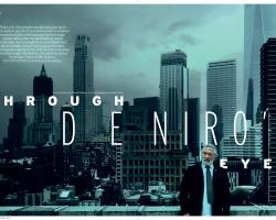 Robert De Niro for ELLE Man Indonesia Dec '17