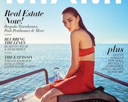 Modern Luxury Magazine Fabruaty 2018