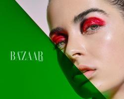 Harper's Bazaar Arabia November '17