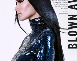 Vogue Arabia January '18. Dyson