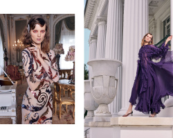 Palm Beach Magazine - MAAIKE AT FLAGLER MUSEUM