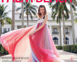 Palm Beach Magazine - MAAIKE AT FLAGLER MUSEUM